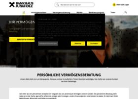 bankhaus-jungholz.com