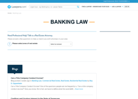 banking-law.lawyers.com