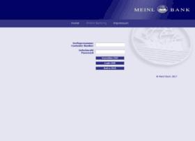 banking.meinlbank.com