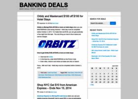bankingdeals.com
