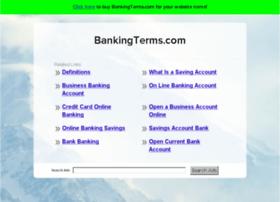 bankingterms.com
