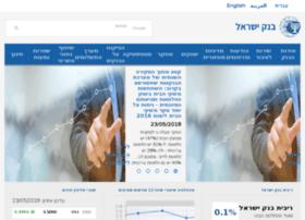 bankisrael.gov.il