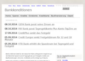 bankkonditionen.info