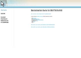 bankleitzahlen-suche.de