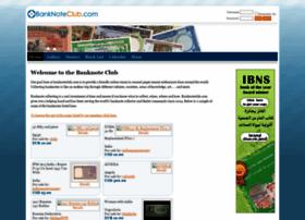 banknoteclub.com
