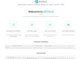 banknovelties.com