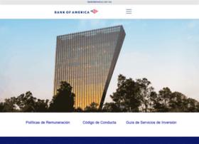 bankofamerica.com.mx