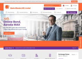 bankofbarodauk.com