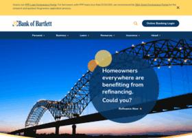 bankofbartlett.com