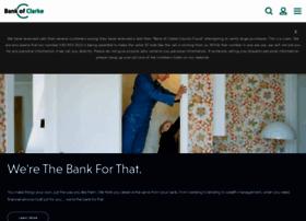 bankofclarke.com