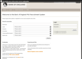 bankofenglandphd.gtisolutions.co.uk