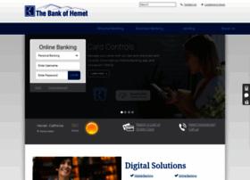 bankofhemet.com