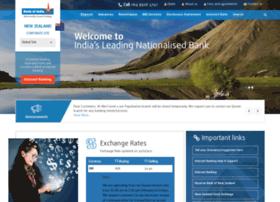 bankofindia.co.nz