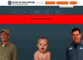 bankofmillbrook.com
