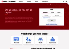 bankofoklahoma.com