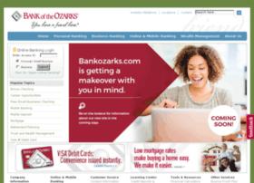 bankoftheozarks.com