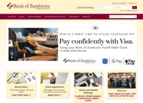 bankofzumbrota.com