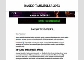 bankotahminler.com.tr