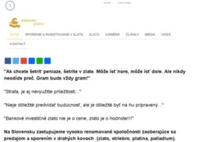 bankovezlato.sk