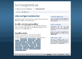 öppettider swedbank