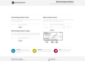 bankrouting.org