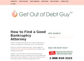bankruptcy.getoutofdebt.org