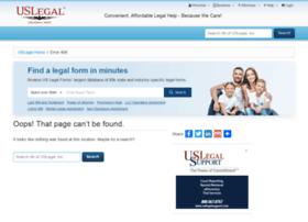 bankruptcy.uslegal.com