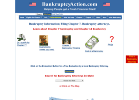 bankruptcyaction.com