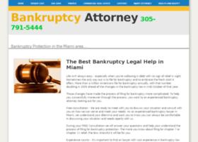 bankruptcyattorney.forthemiamiarea.com