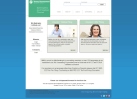 bankruptcycertificate.com