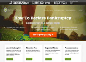 bankruptcyclinic.co.uk