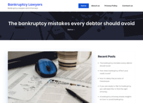 bankruptcylawyersandattorneys.com