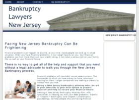 bankruptcylawyersnewjersey.net