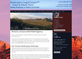 bankruptcylegalcenteraz.avvosites.com