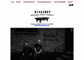 bankshotantiques.com