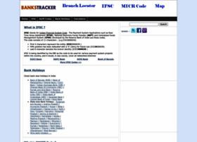bankstracker.com