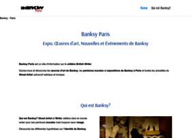 banksy-paris.com