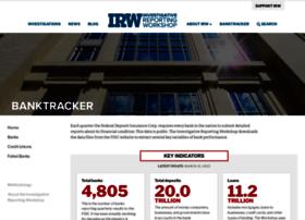 banktracker.investigativereportingworkshop.org
