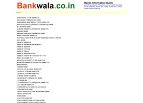 bankwala.co.in