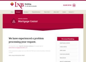 bankwithlnb.mortgagewebcenter.com