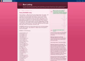 banlisting.blogspot.com.tr