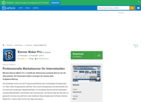 banner-maker-pro.softonic.de