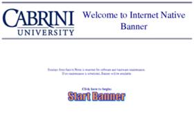 banner.cabrini.edu
