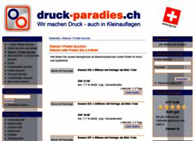 bannerdruck.ch