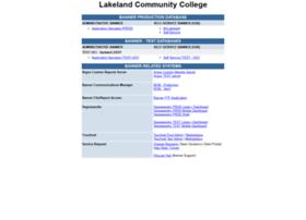 bannerinb.lakelandcc.edu