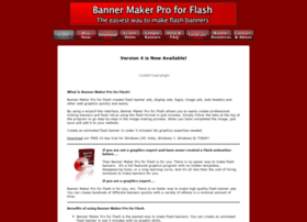 bannermakerproforflash.com
