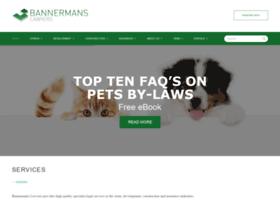 bannermans.com.au