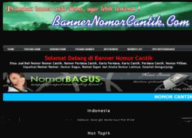 bannernomorcantik.com