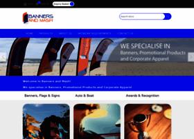 bannersandmash.com.au