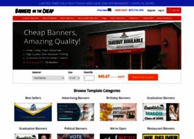 bannersonthecheap.com